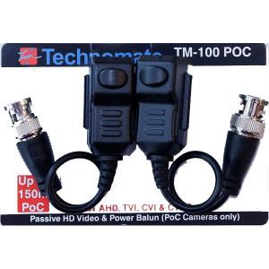 Balun TM-100 POC Cameras...