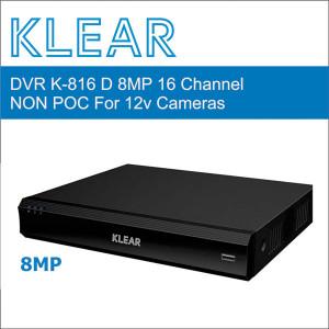 Klear K-816 D - 16 Channel...