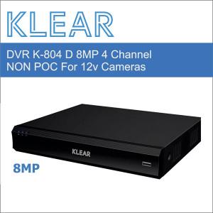 Klear K-804 D - 4 Channel...