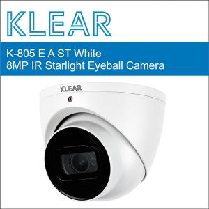 Klear K-805 E A ST 8MP IR...