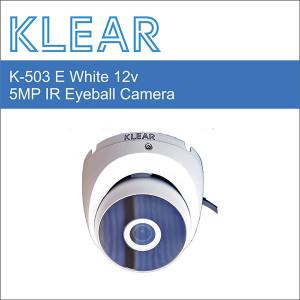 Klear K-503 E 5MP 12v...